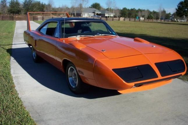 Rare Muscle Cars - Stylish classic cars